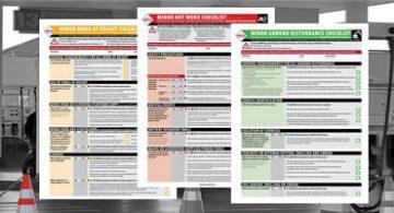 Minimum control checklist